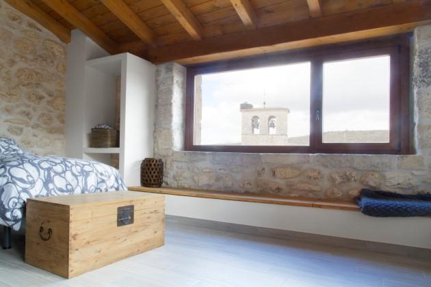 Casa de Laura - Categoría 4 estrellas - Capacidad de 8 a 10 personas - Aldeasoña - Segovia - Castilla y León