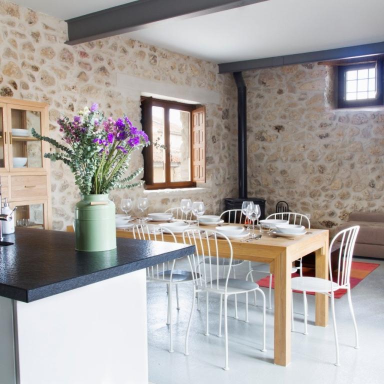 Casa de Laura - La Casa - Salón / Cocina