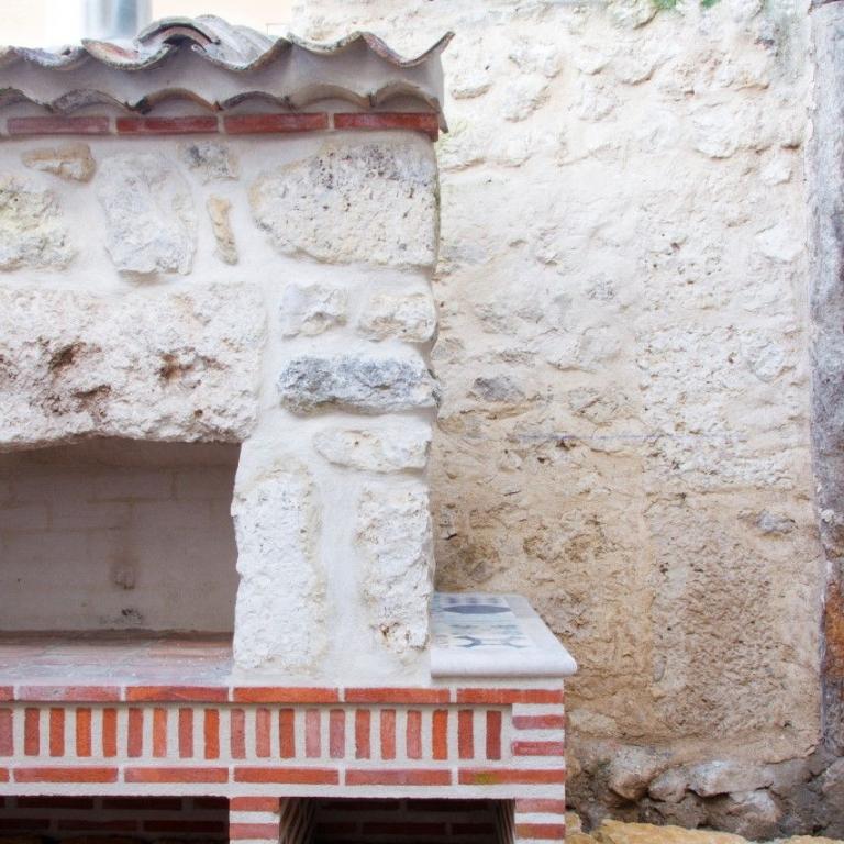 Casa de Laura - La Casa - Exterior / Patio