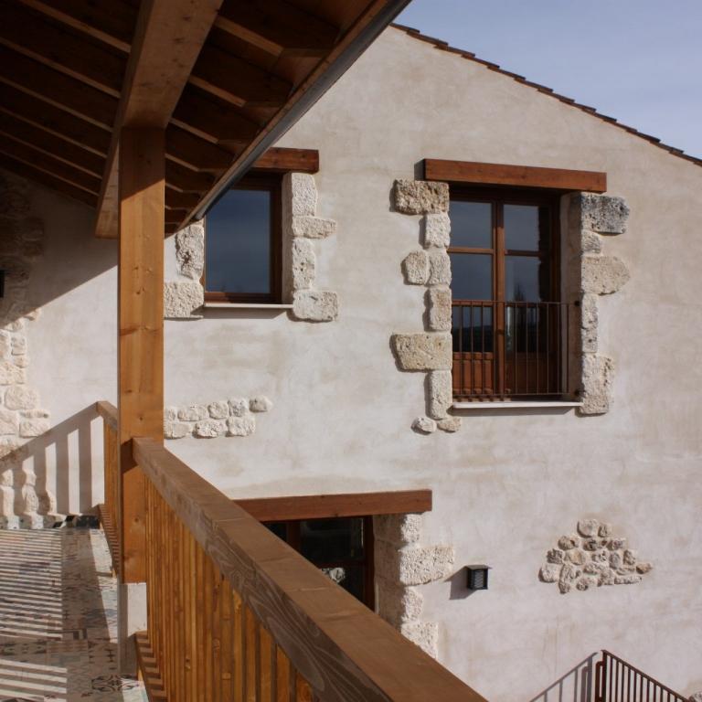 Casa de Laura - La Casa - Terraza